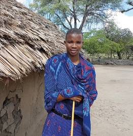 The young, ambitious Lucas Moreto studies law to become the first advocate of the Parakuyo Maasai.